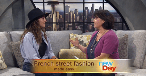 How to look like a French Woman