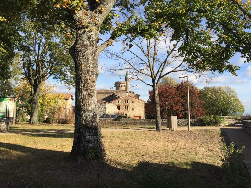 moving to the french countryside: les viaducs de pélussin - french