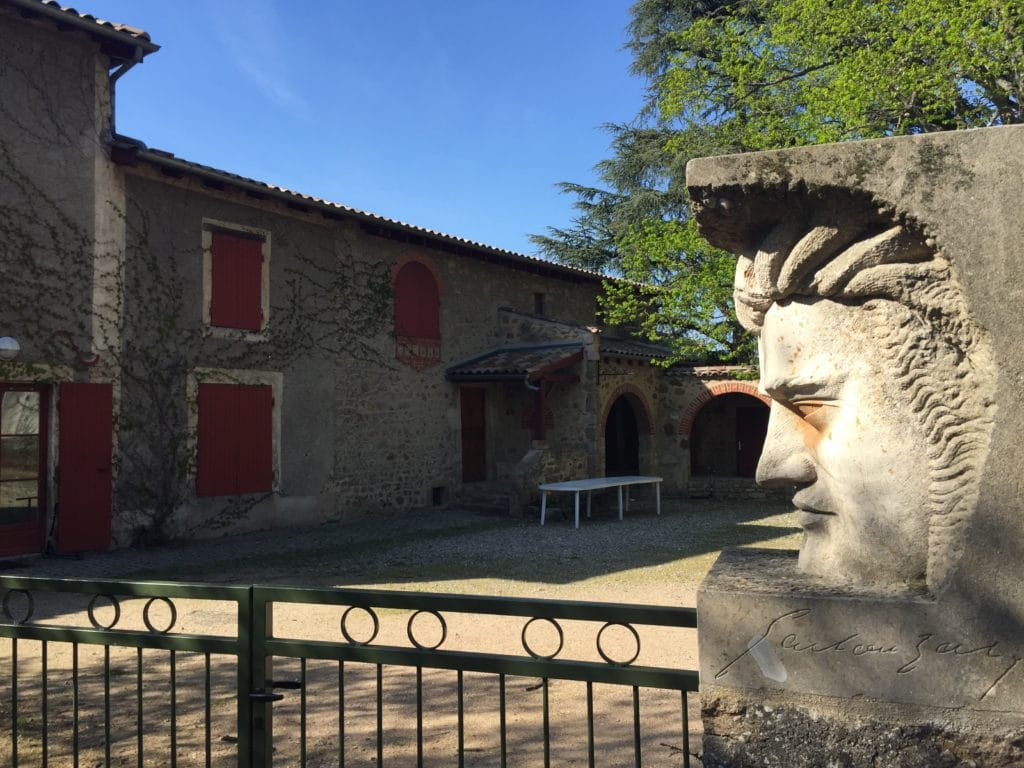 Immersion trip to France French Truly Pélussin Gaston Baty