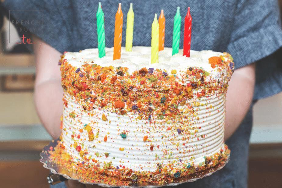 Happy Birthday French Truly… 5 Years!