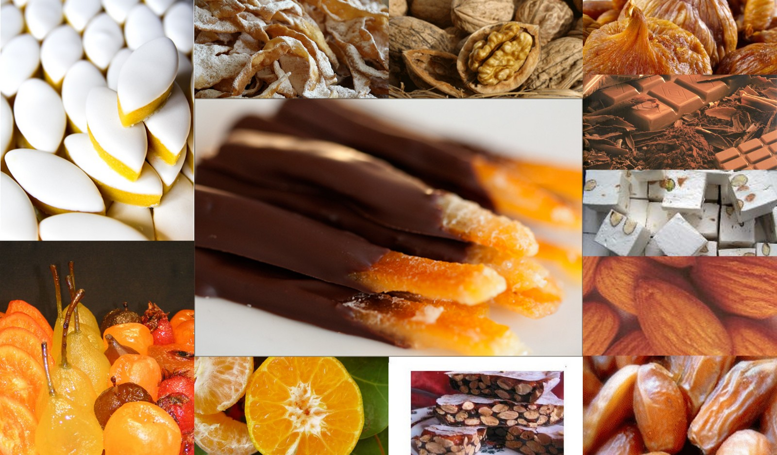 13 desserts noel How about 13 desserts in Provence for Christmas?   French Truly  13 desserts noel